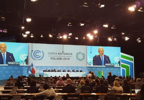 COP 24, a missed opportunity